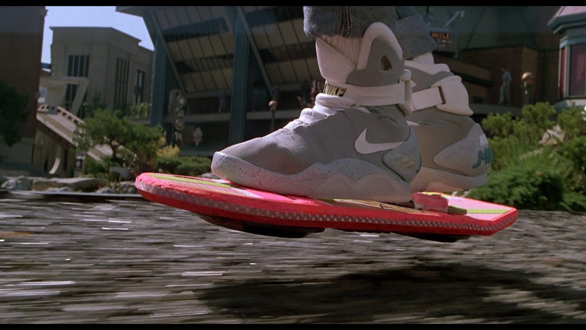 Which is the best back to the future ign boards